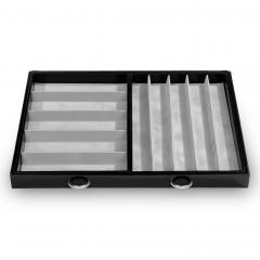 jewellery chest Grand VARIO, black, vario